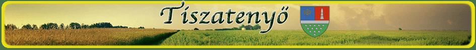 Üdvözöljük Tiszatenyő honlapján!